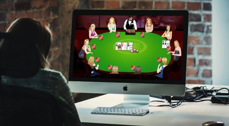 Play Poker Online in Easy Steps