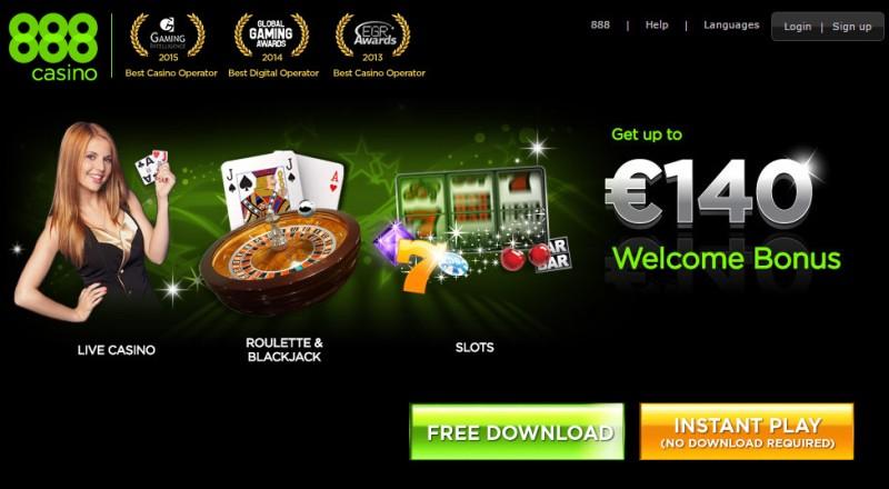 888 Casino Review & Bonuses